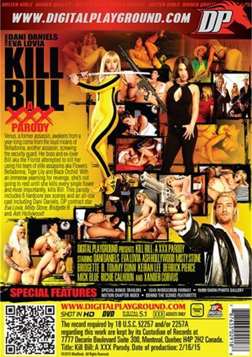 Kill Bill: A XXX Parody