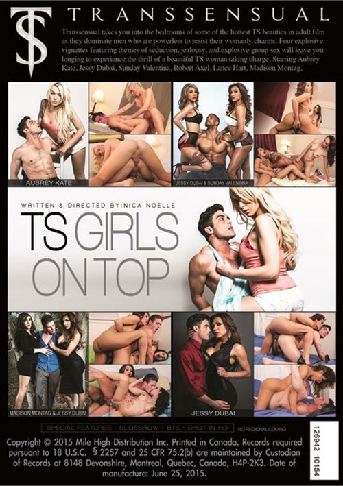TS Girls On Top