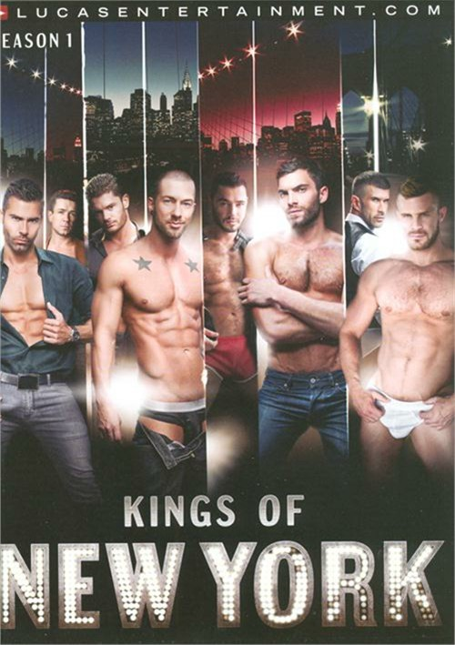 Kings Of New York: Season 1 Boxcover