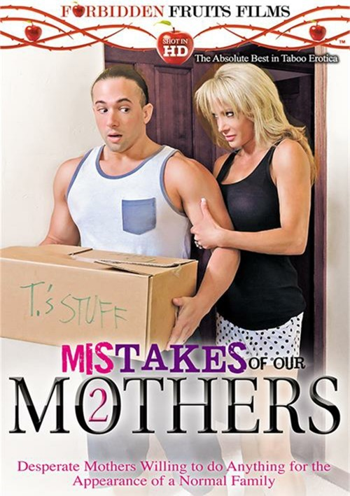 Mistakes Of Our Mothers 2 Boxcover