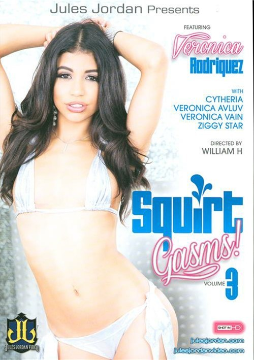 Squirt Gasms! 3 Boxcover