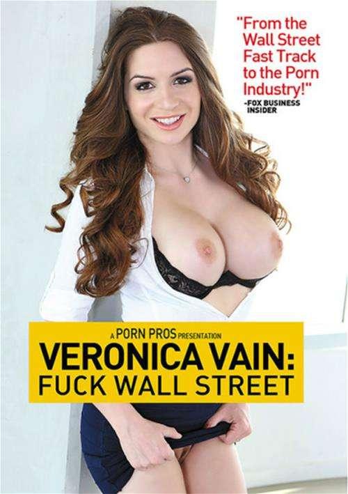 Veronica Vain: Fuck Wall Street Boxcover