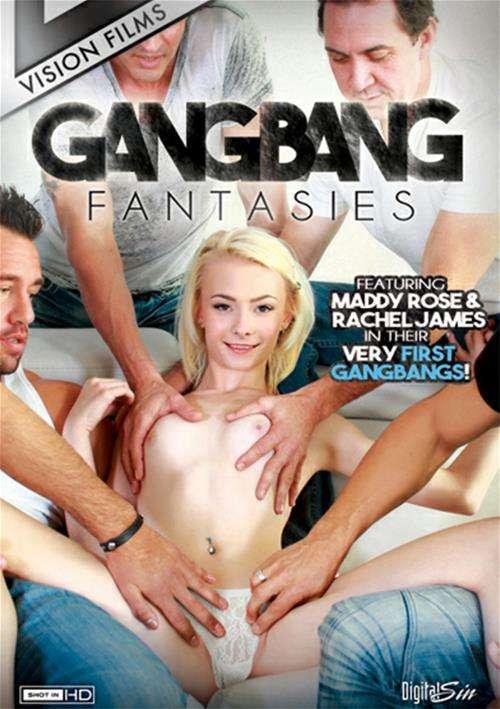 Gangbang Fantasies Boxcover
