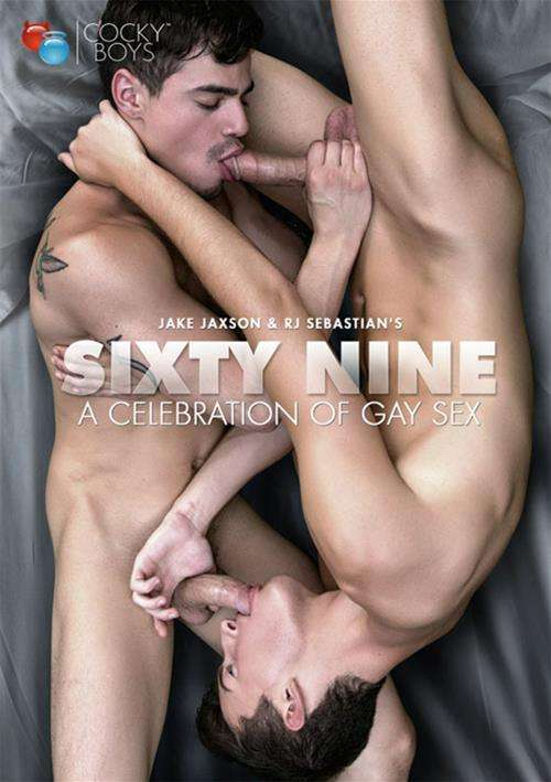 Sixty Nine: A Celebration Of Gay Sex Boxcover