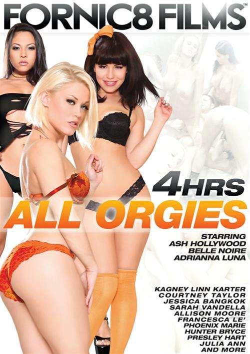 All Orgies Boxcover
