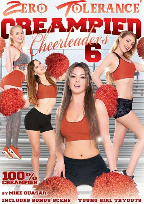 Creampied Cheerleaders 6 Boxcover