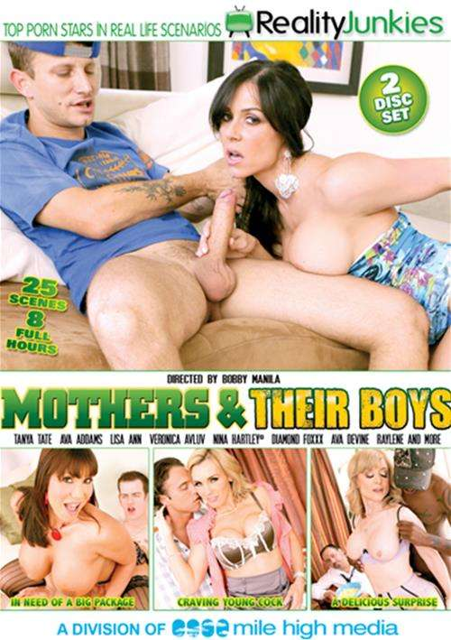 Mothers & Their Boys Boxcover