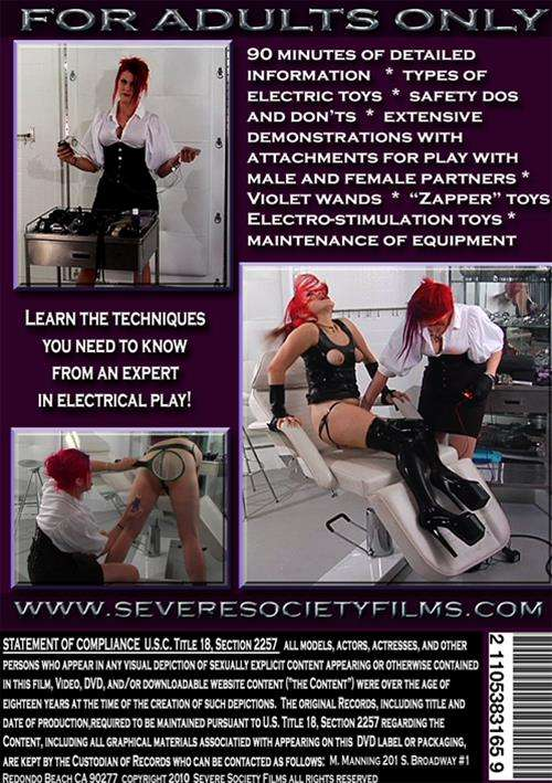 Kink School: A Guide To Electrical Play