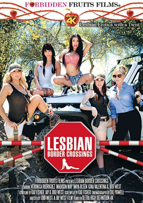 Lesbian Border Crossings Boxcover