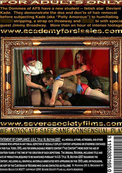 Academy For Sissies 3
