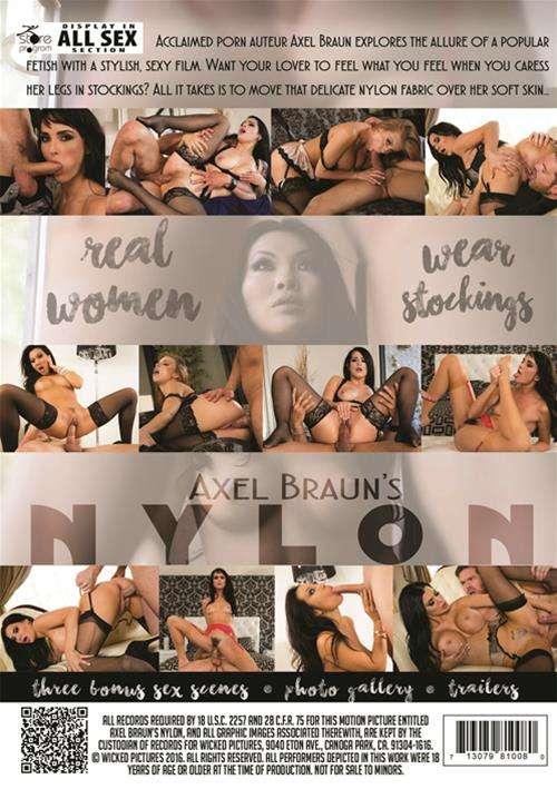 Axel Braun's Nylon Boxcover