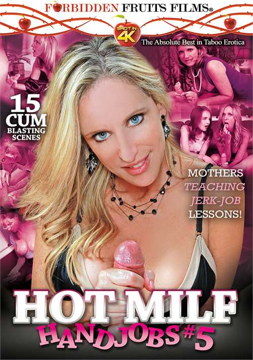 Hot MILF Handjobs #5 Boxcover