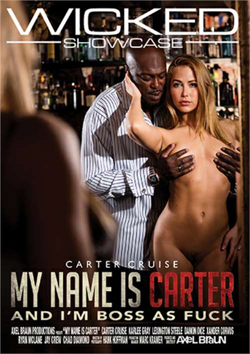 My Name Is Carter Boxcover