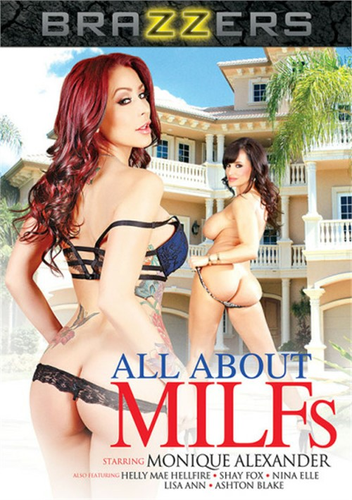 All About MILFs Boxcover