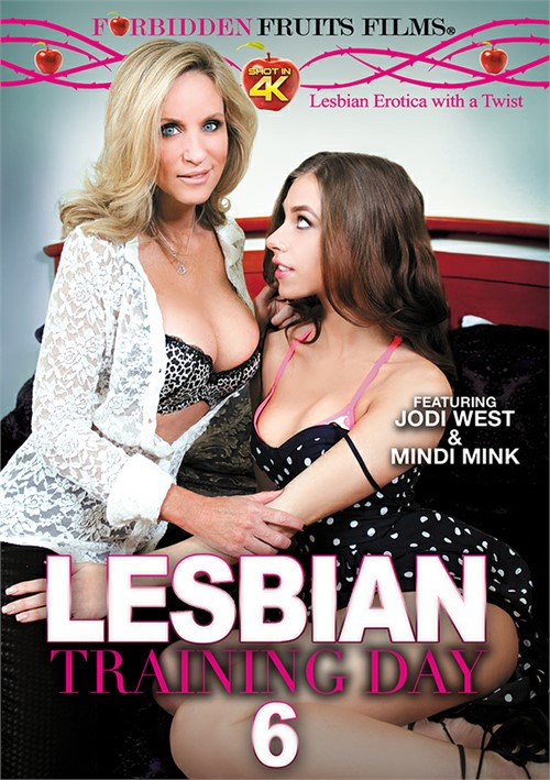 Lesbian Training Day 6 Boxcover