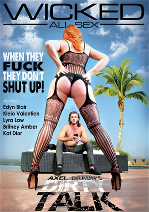 Axel Braun's Dirty Talk Boxcover
