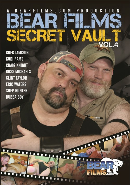 Bear Films Secret Vault Vol. 4