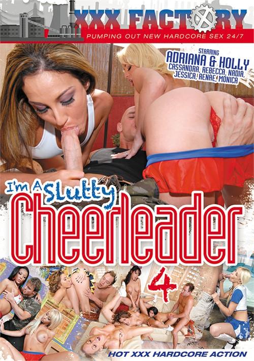 Real Cheerleader Hardcore - I'm A Slutty Cheerleader 4 streaming video at Elegant Angel ...