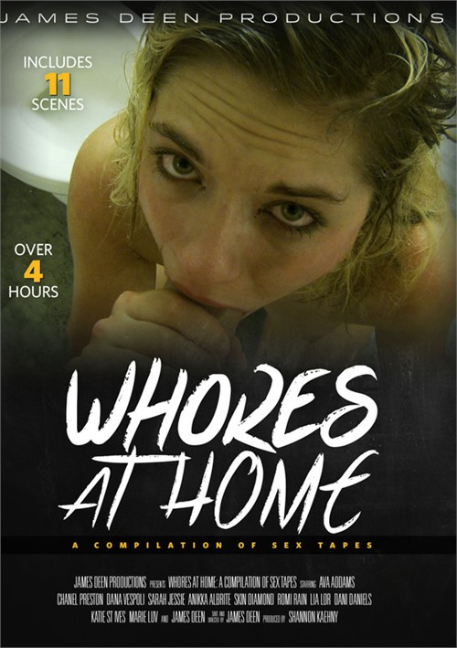 Whores At Home Boxcover