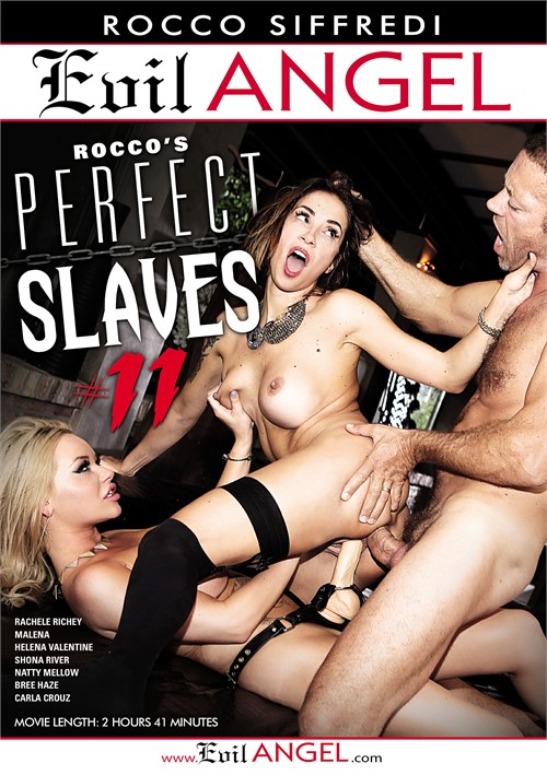 Rocco's Perfect Slaves #11 Boxcover