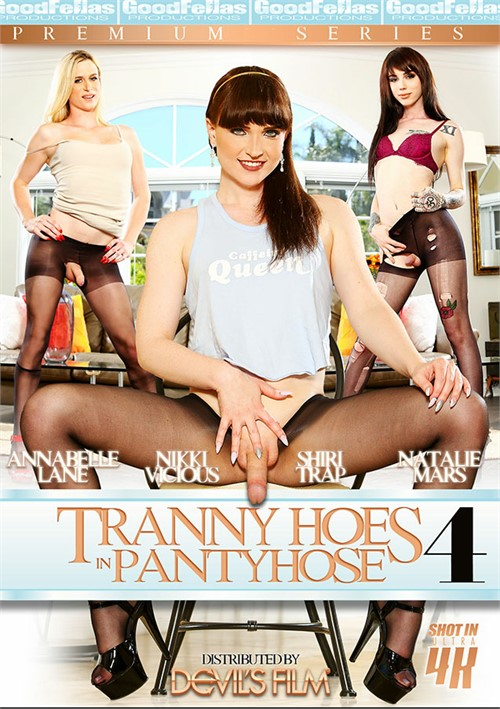 Tranny Hoes In Panty Hose 4