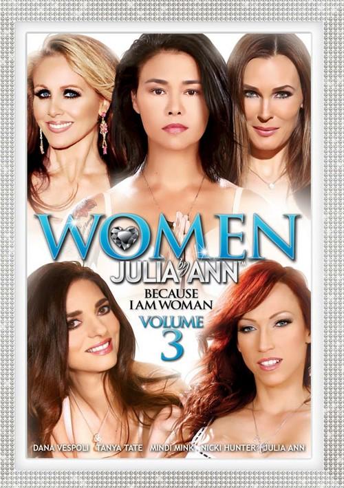 Women By Julia Ann Vol. 3: Because I Am Woman