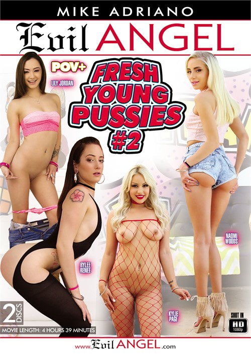 Fresh Young Pussies #2