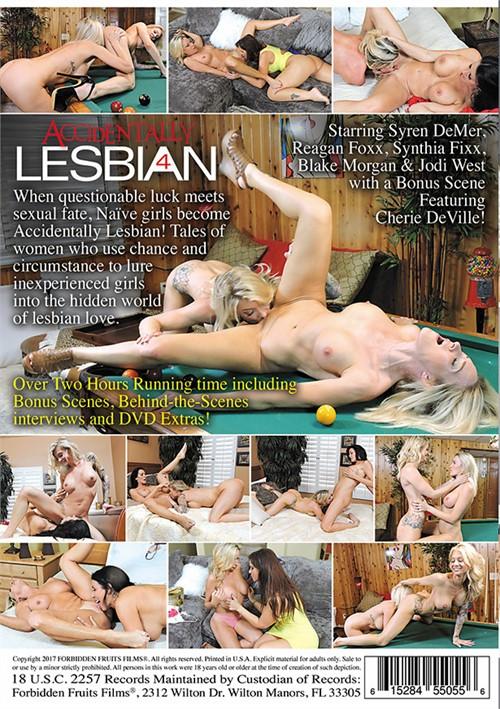 Accidentally Lesbian #4
