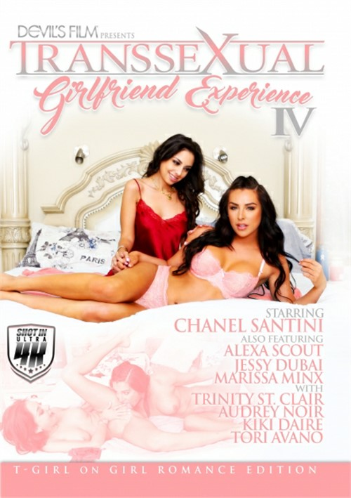 Transsexual Girlfriend Experience 4 Boxcover