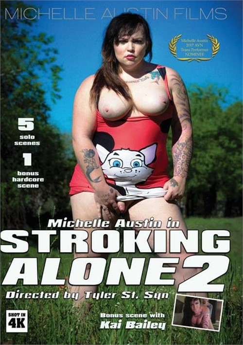 Stroking Alone 2 Boxcover