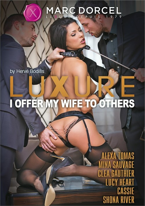 Luxure: I Offer My Wife to Others Boxcover