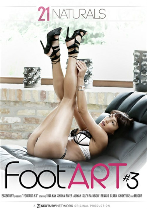 Foot Art #3 Boxcover