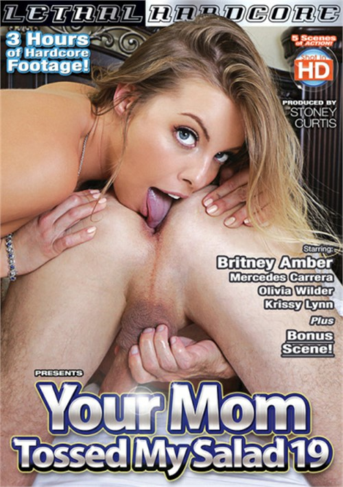 Your Mom Tossed My Salad #19 Boxcover
