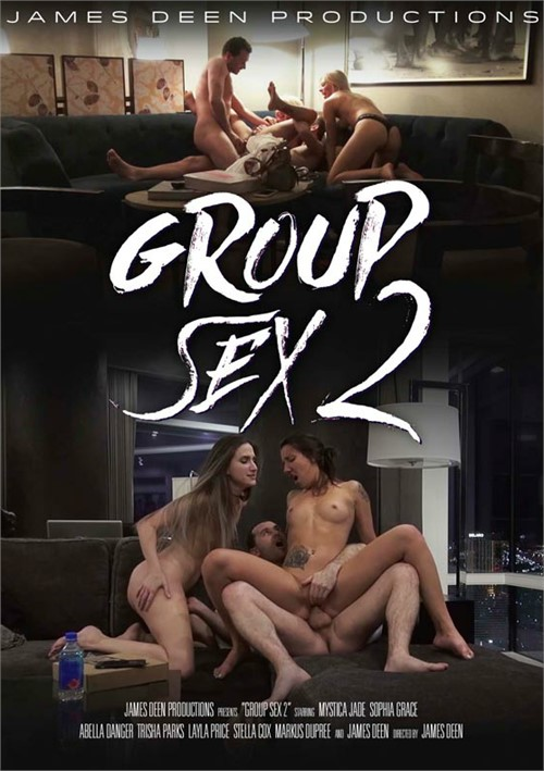 Group Sex 2 Boxcover