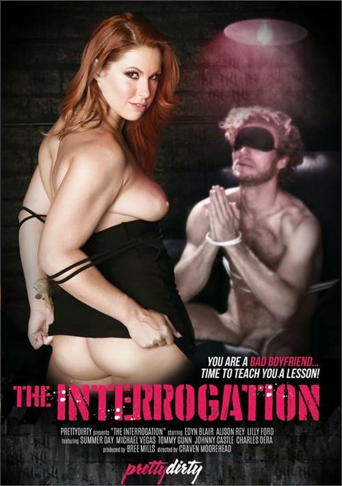 Interrogation, The Boxcover