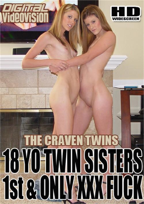 18 YO Twin Sisters 1st & Only XXX Fuck
