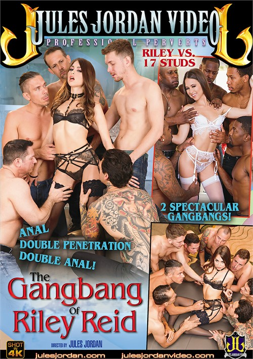 Gangbang Of Riley Reid, The
