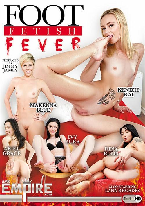 Foot Fetish Fever