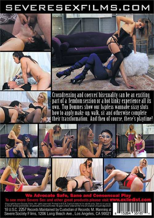 Kink School: A Guide To Sissy Slut Play