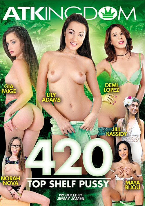 420 Top Shelf Pussy Boxcover