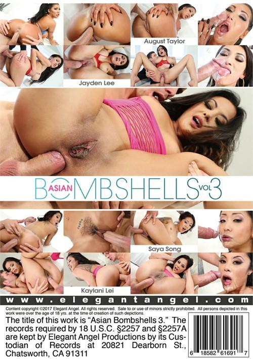Asian Bombshells Vol. 3
