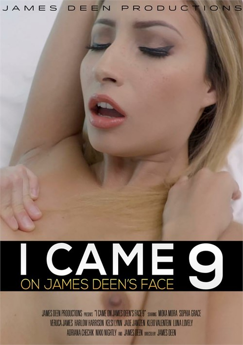 I Came On James Deen's Face 9 Boxcover
