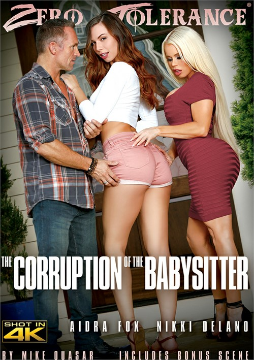 Corruption Of The Babysitter, The Boxcover