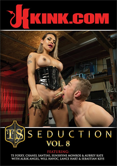 TS Seduction Vol. 8 Boxcover