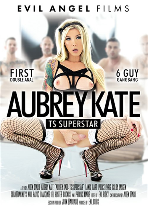 Aubrey Kate TS Superstar