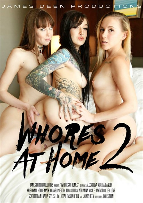 Whores At Home 2 Boxcover