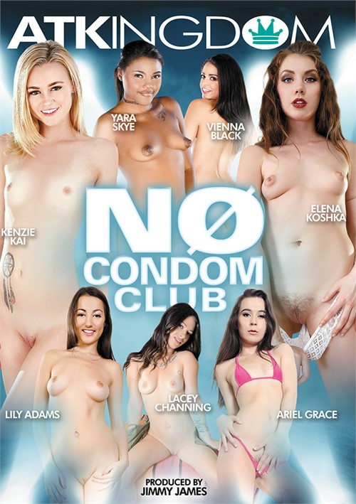 No Condom Club Boxcover