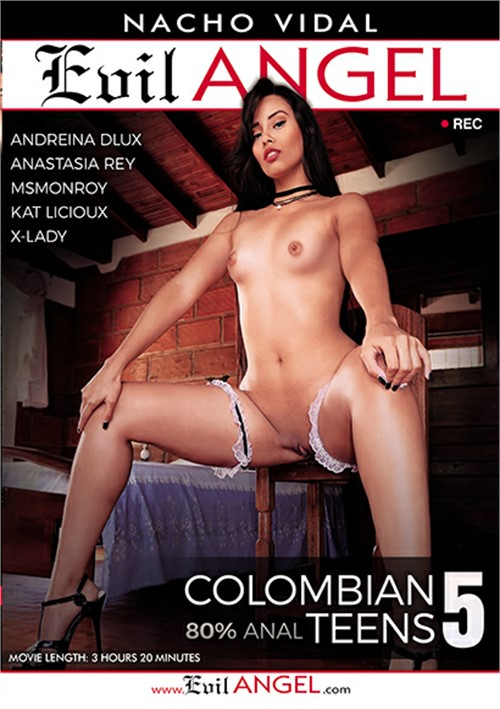 Colombian Teens 5