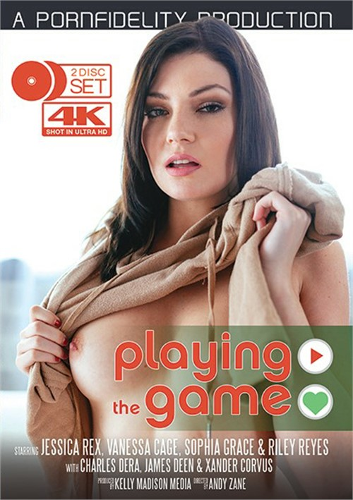 Playing The Game Boxcover