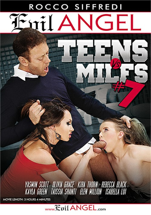 Teens Vs Milfs #7